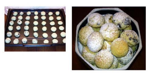 Biscottini alla ricotta di Mariachiara
