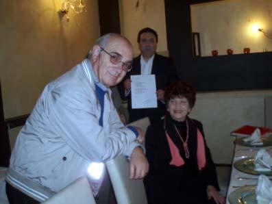Orazio, Gianna e Sal