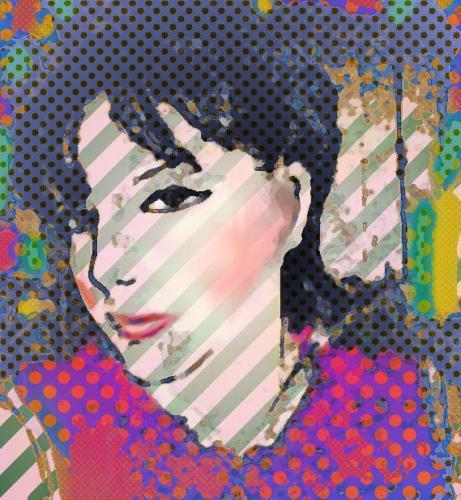 Anna pop art