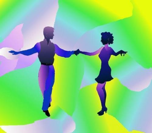 Ballo a colori