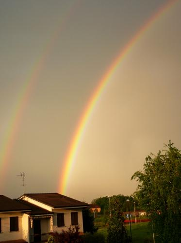 Due arcobaleni