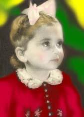 Cristina Bove a colori