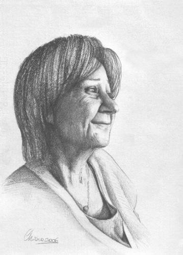 Ritratto di zia Mimma