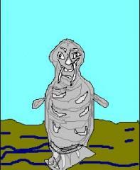 La foca anoressica