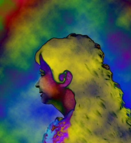 Profilo luci colorate 3