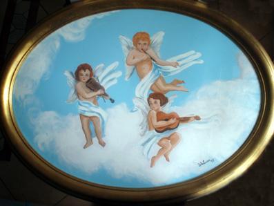 I tre angioletti
