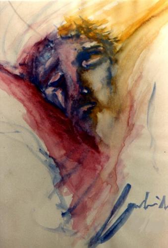 Cristo multicolore