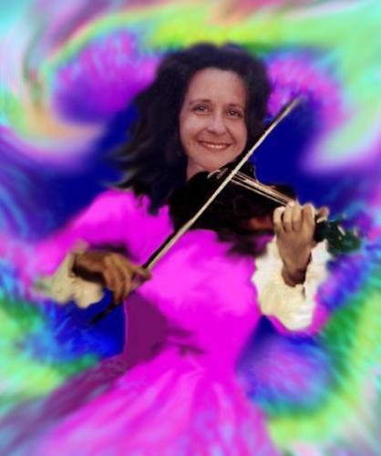 Mimma violinista
