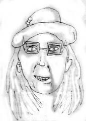 Ritratto della prof. Domenica Luise