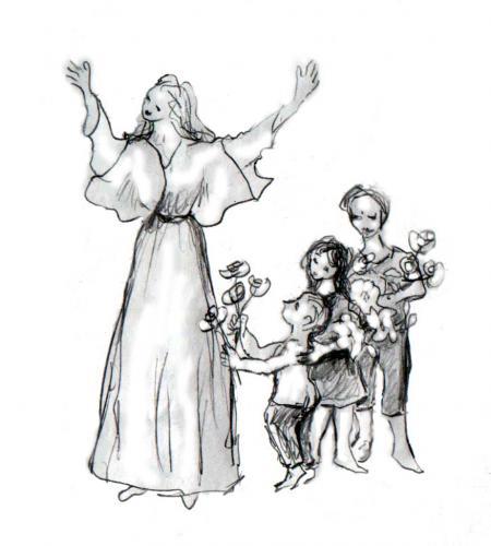 Ester e i bambini