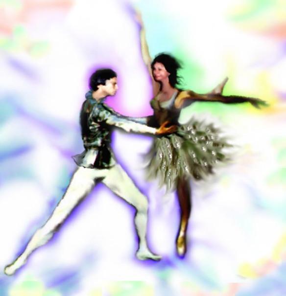 Mimma e Giovanni che danzano 7