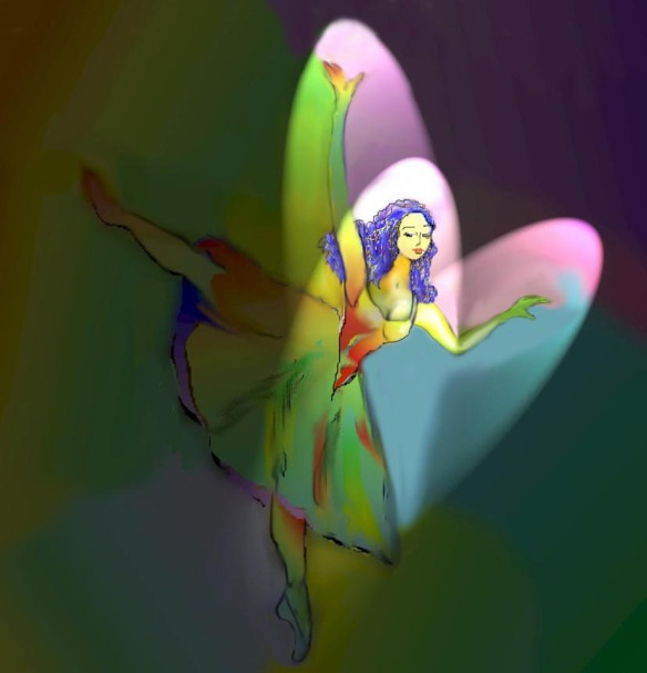 La ballerina del vento
