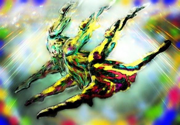 Triplice ballerina 16