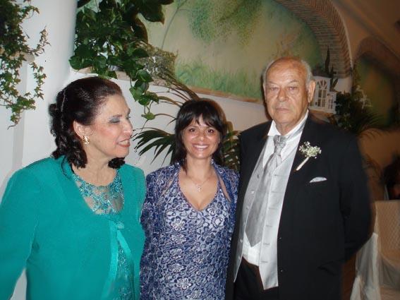 Iole, Giuseppe e Sanny