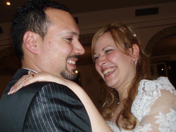 La danza degli sposi